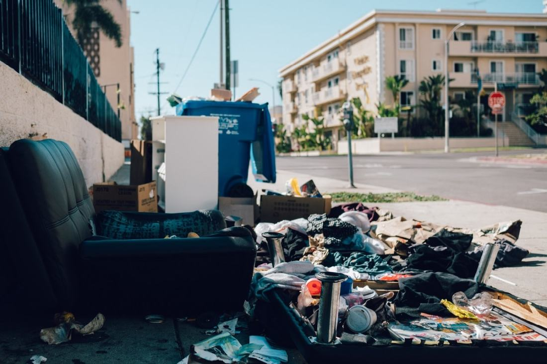 Homeless in Los Angeles. (Foto: Matias Rengel, Unsplash.com)