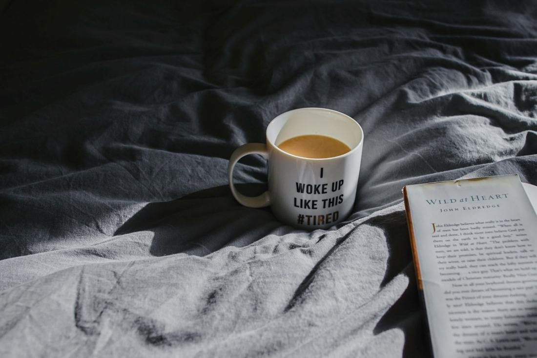I woke up like this tired. (Foto: Toa Heftiba, Unsplash.com)