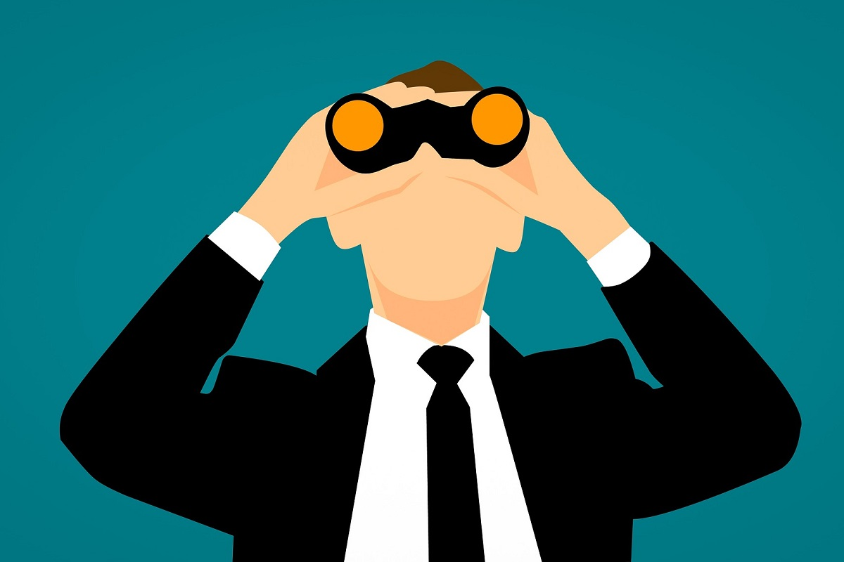 Beobachtung und Überwachung. (Grafik: Mohamed Hassan, Pixabay.com,Creative Commons CC0)