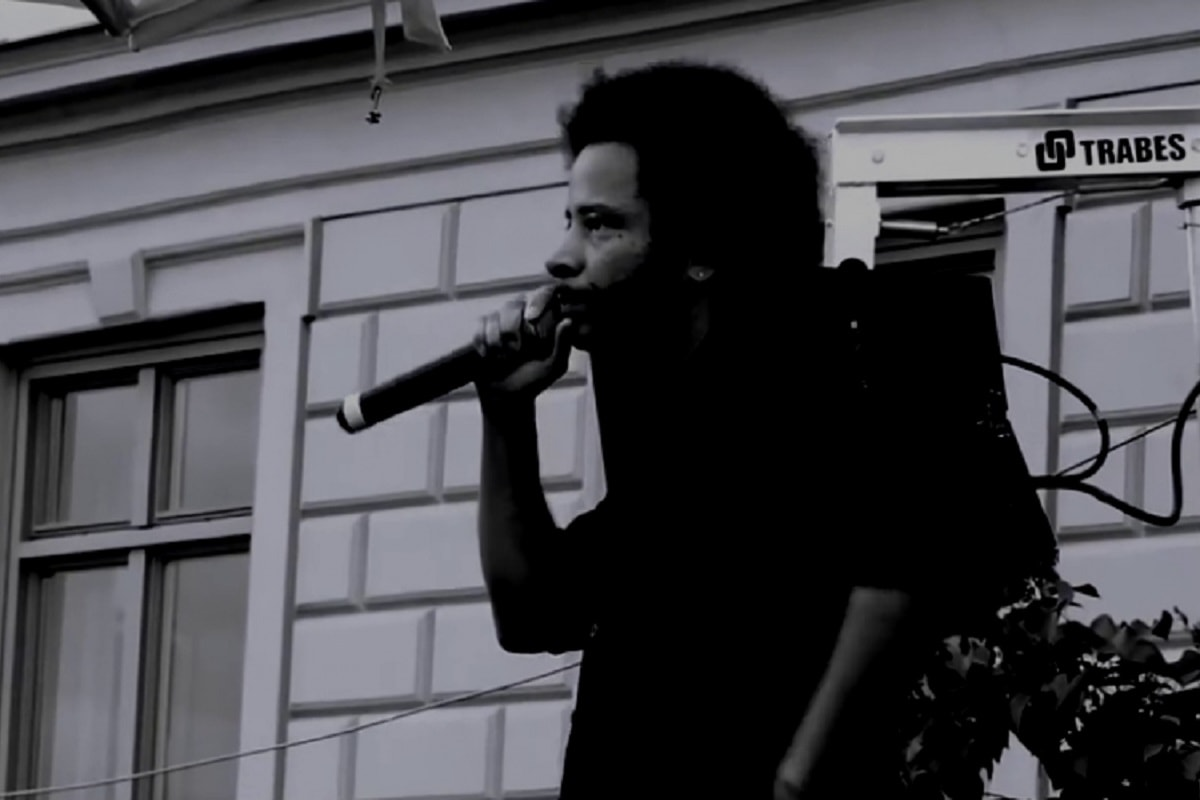 Boots Riley (Foto: Labournet.tv)