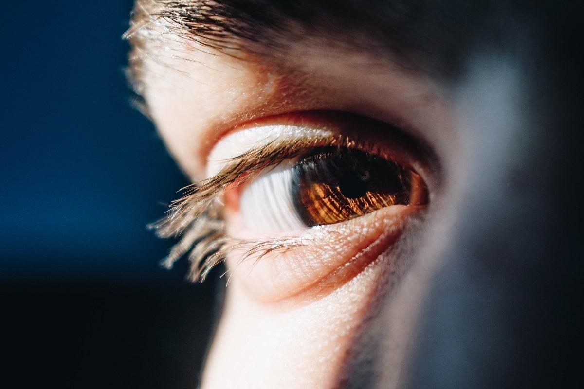 Braune Augen. (Foto: Bacila Vlad, Unsplash.com)