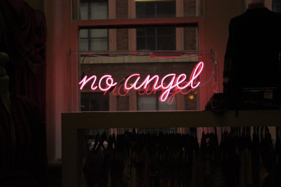 No Angel. (Foto: Miguel Oros, Unsplash.com)
