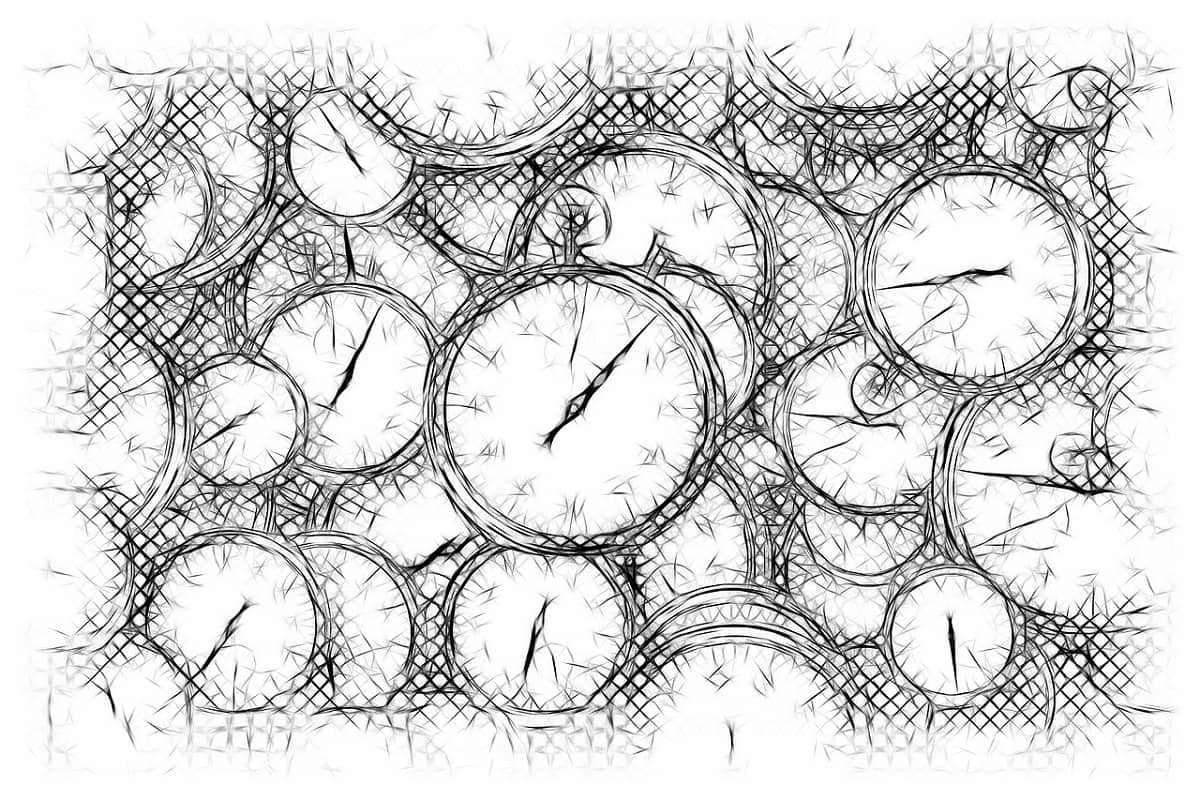 Stopuhr. Illustration Geralt Pixabay.com, CC0