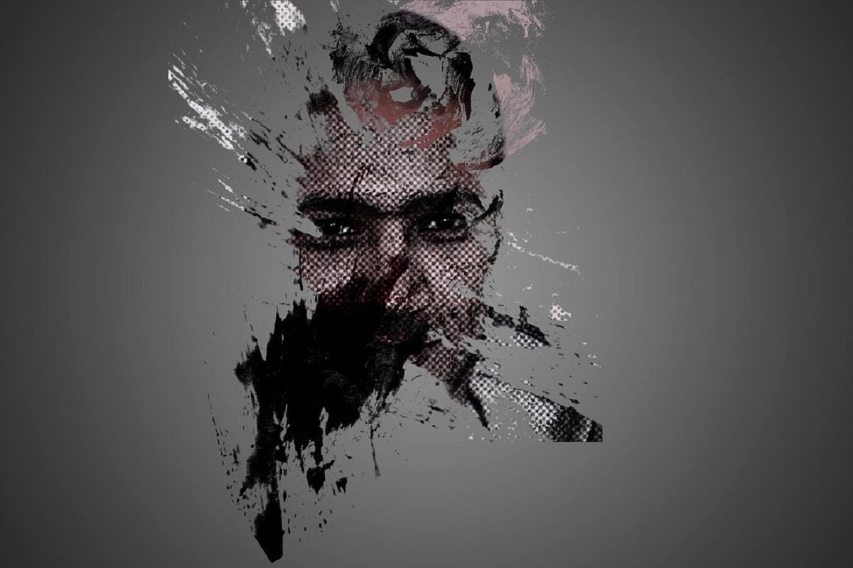Männliches Gesicht. (Illustration: Med Amine Mekhaneg, Pixabay.com, Creative Commons CC0)
