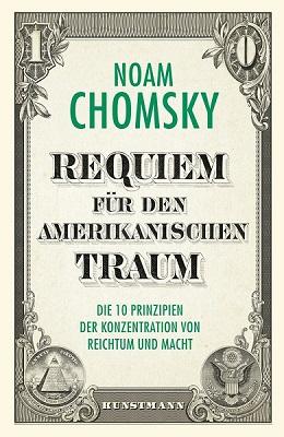 Noam Chomsky Requiem für den amerikanischen Traum (Buchcover: Rubikon.news)