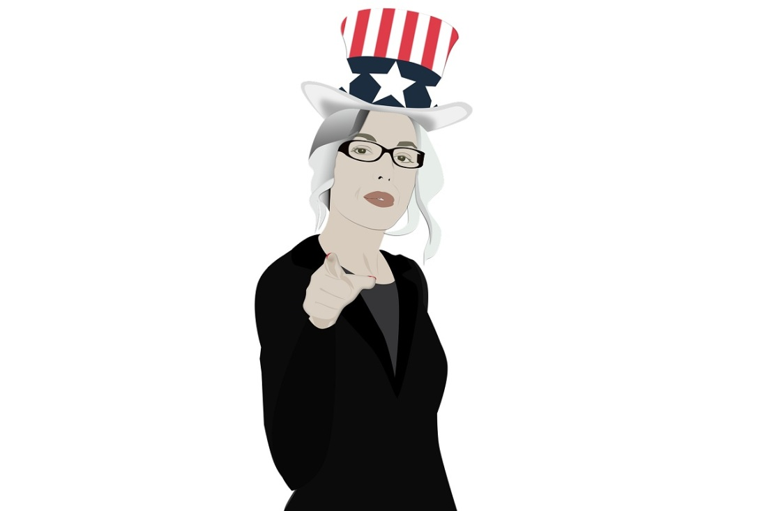 Recruitment and Uncle Sam. (Illustration: Junah Rosales, Pixabay.com; Creative Commons CC0)