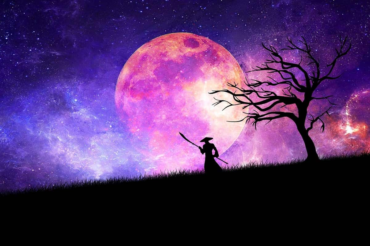 Samurai. (Illustration: Pixabay.com, Creative Commons CC0)