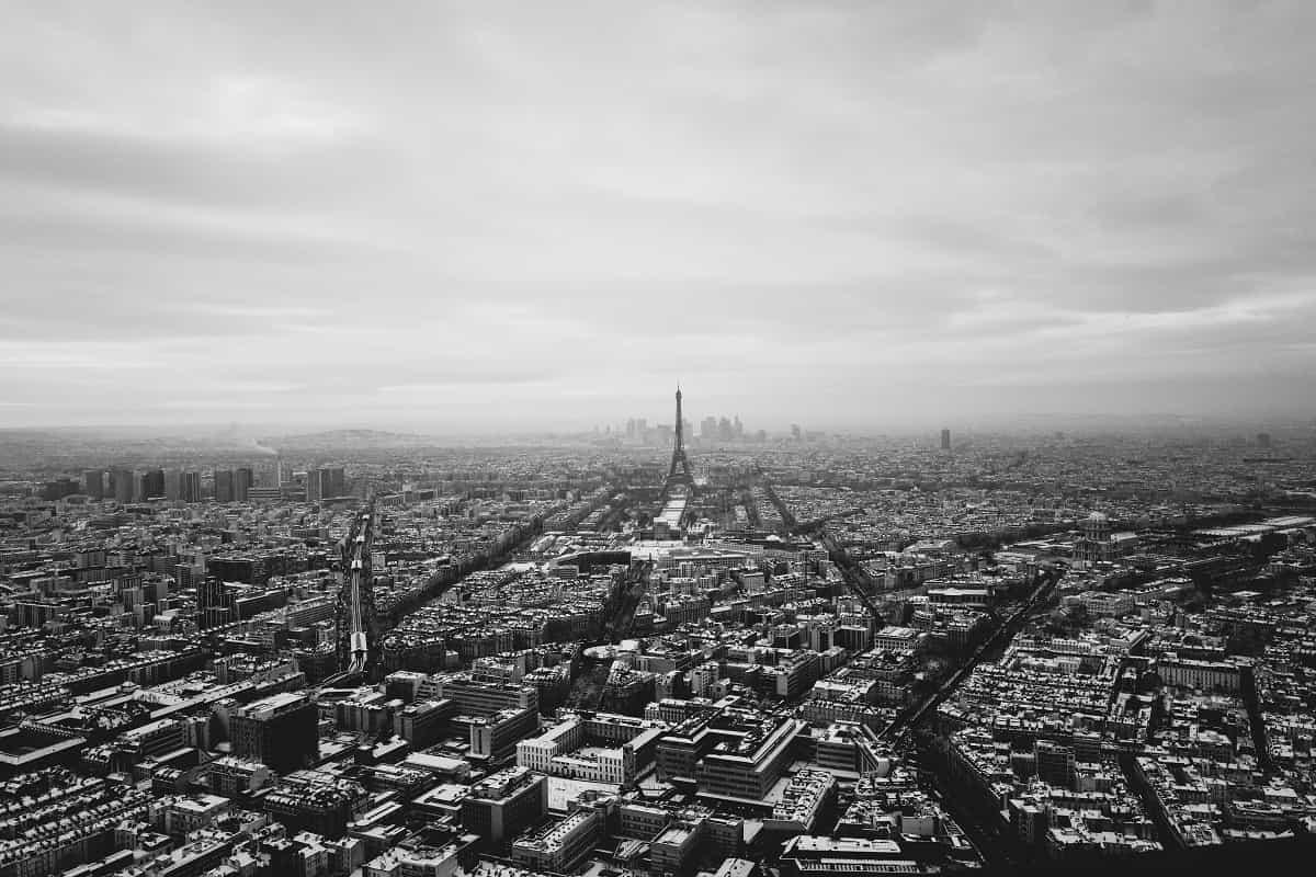 Montparnasse Tower, Paris, France. (Foto: George Kedenburg III, Unsplash.com)