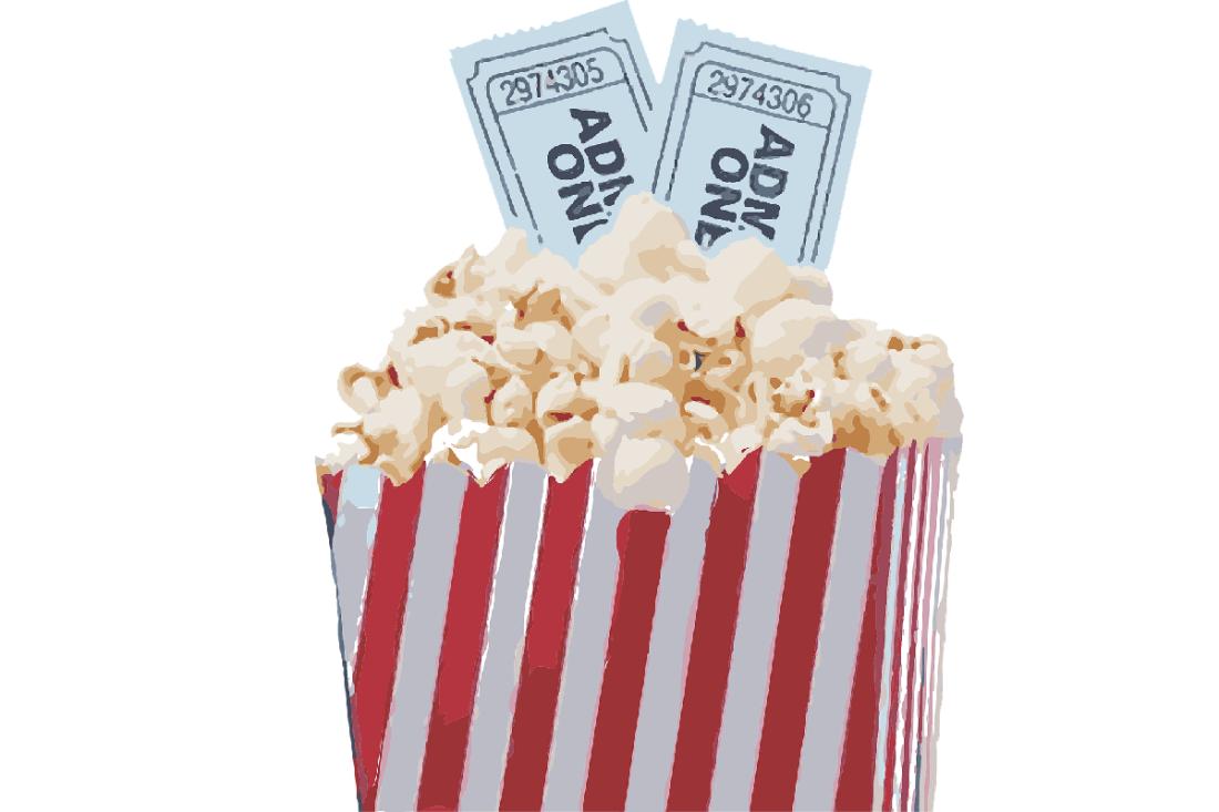 Popcorn zum TV. (Illustration: Agoss, Pixabay.com, Creative Commons CC0)